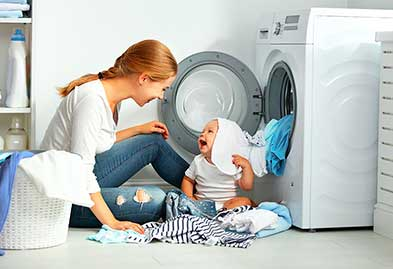 Washing Your Baby's Clothes